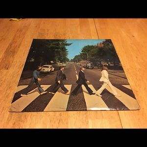 Beatles abbey road vinyl pcs7088
